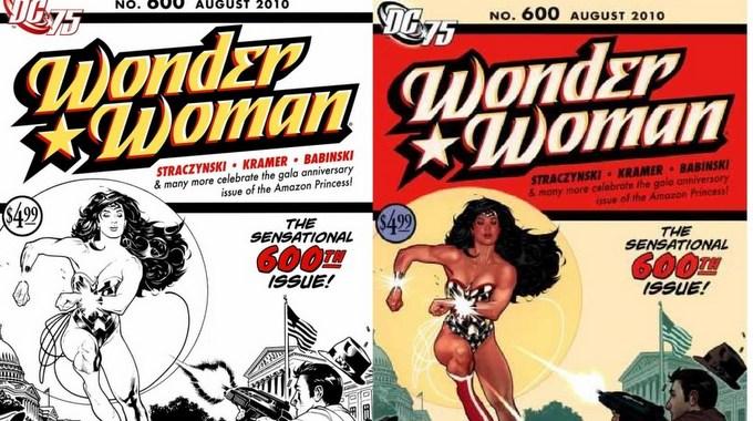 WONDER-WOMAN- 600 H