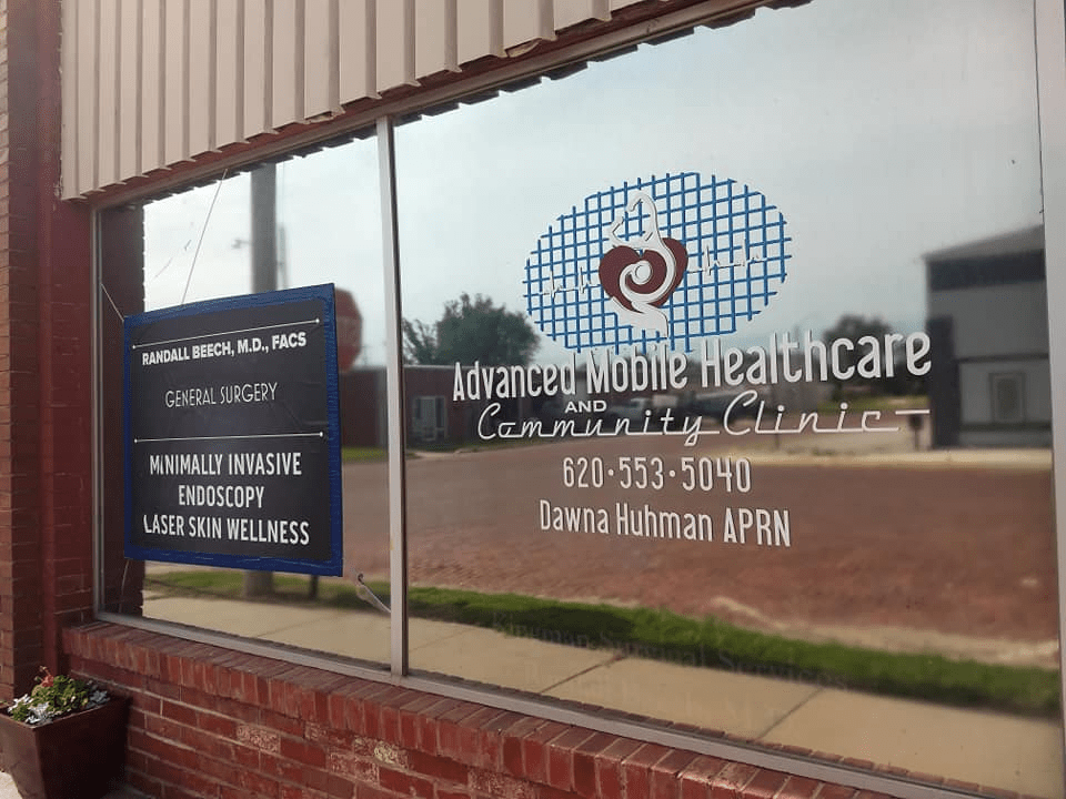 Old Advanced Mobile Healthcare and Community Clinic Kingman Location