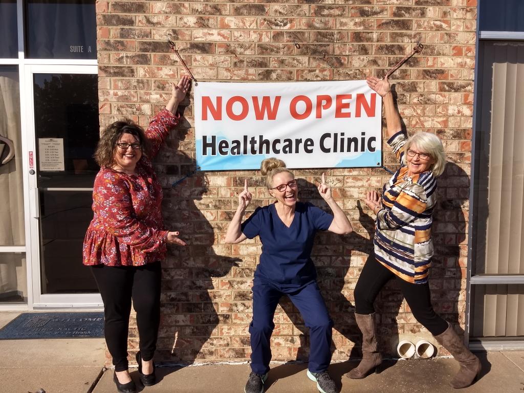 Goddard, Kansas Clinic Opening