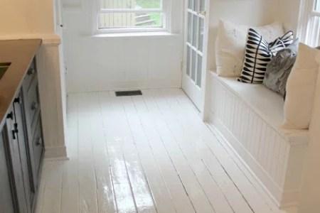 Vinyl Vloer Verven : Vloer schilderen. affordable download het penseel en kan borstel en