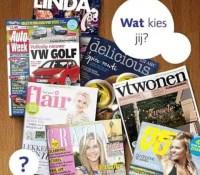 Tip: Telfort Wisselkiosk met tijdschriften