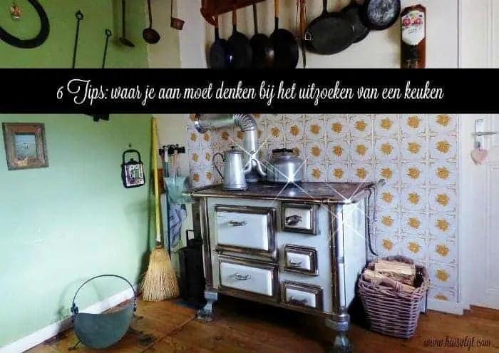 keuken kiezen