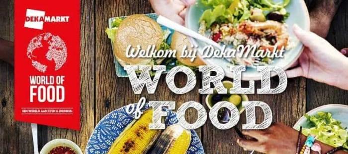 dekamarkt world of food