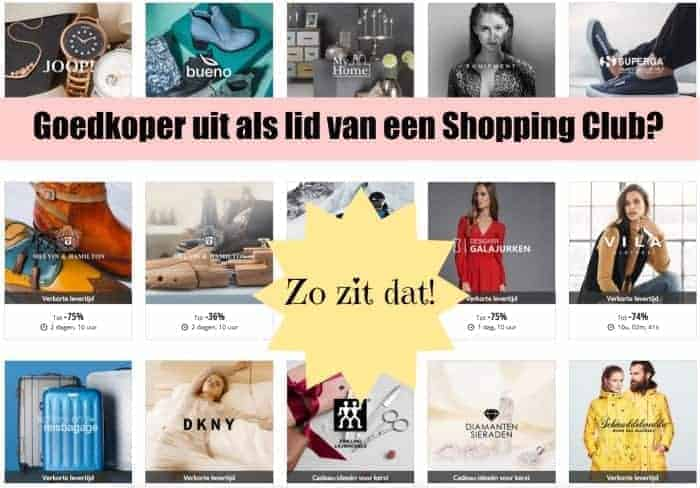 shopping club