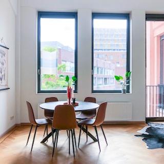 Tijdelijke woninginrichting Haarlem