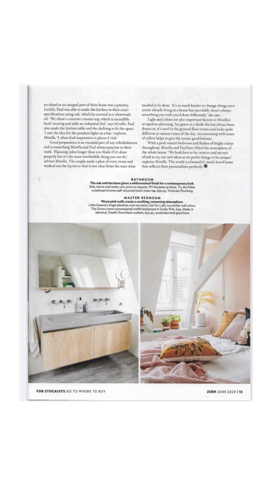 artikel 25 beautiful homes magazine