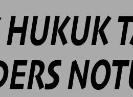 Türk Hukuk Tarihi Giriş