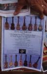 ハワイ島フォト日記 町の掲示板のは楽しいチラシが。。。!