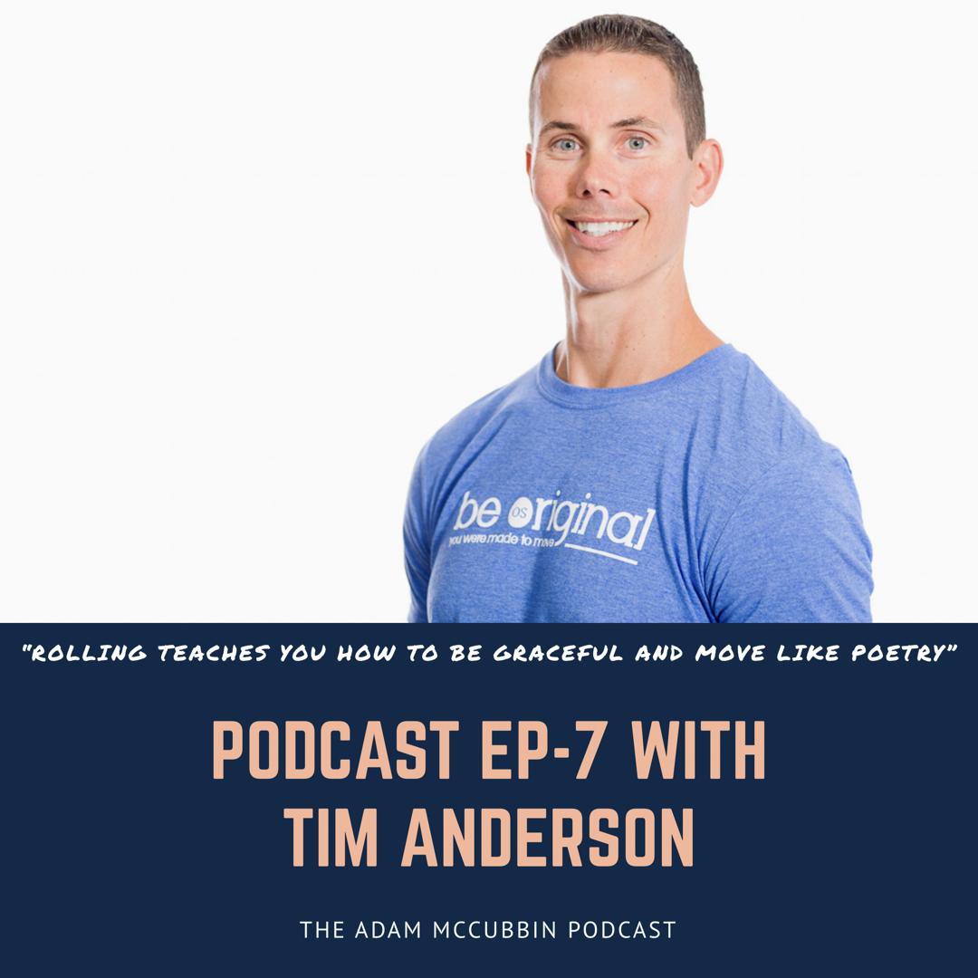 Tim Anderson Original strength