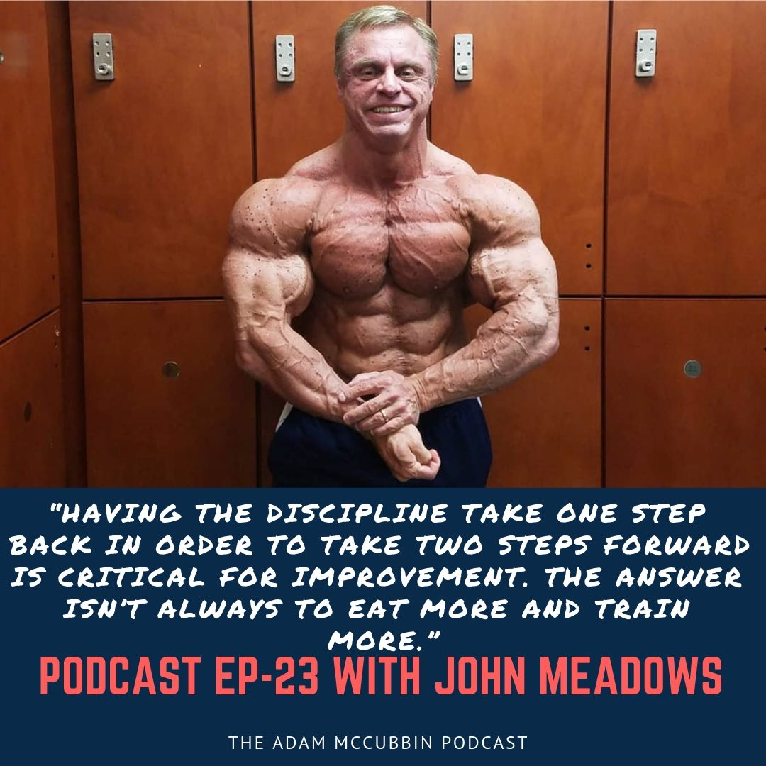 John Meadows podcast
