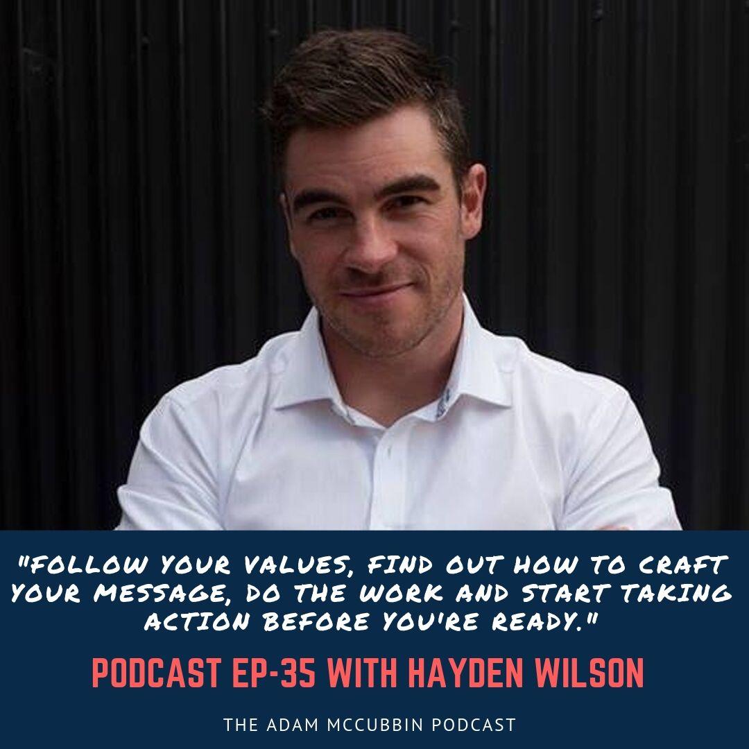 Hayden Wilson