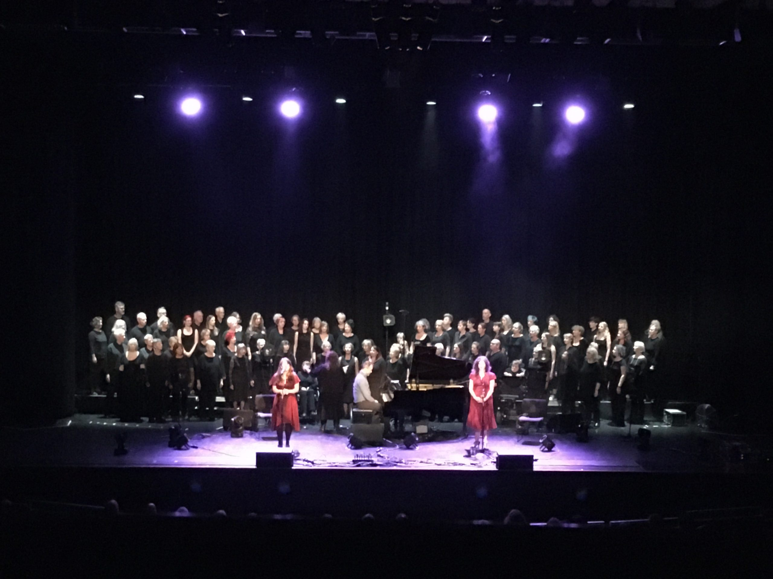Hulla & The Unthanks | October 2019 | Brighton Dome