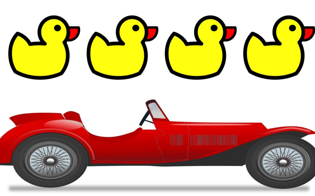 Atlow Duck Race and Village Fete