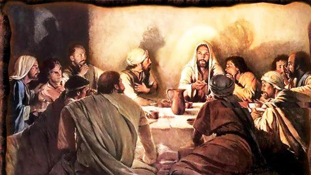 From Passover – to Last Supper