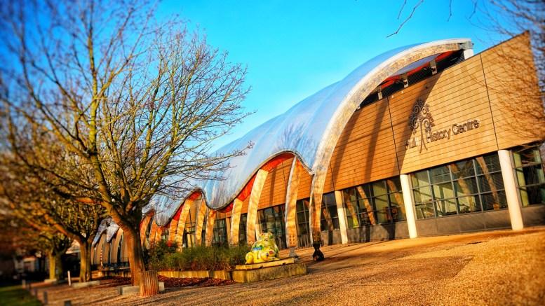 Hull History Centre.