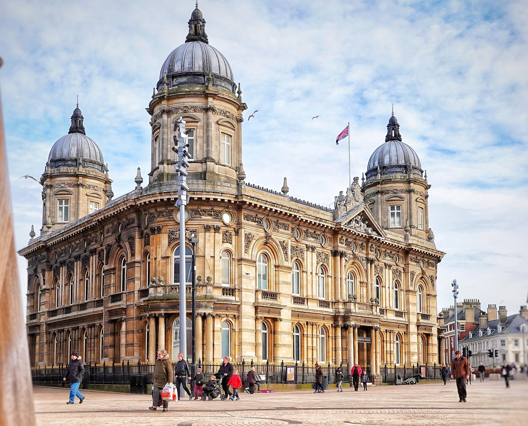 Behind the scenes at Hull Maritime Museum