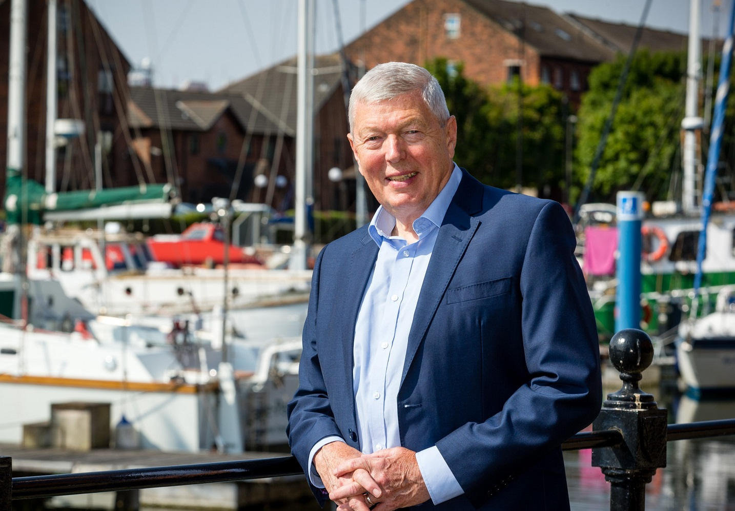 Alan Johnson, the former Hull West and Hessle MP, is patron of the Viola Trust.