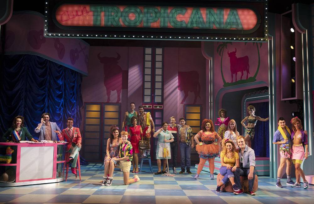 Club Tropicana The Musical will be performed at the Hull New Theatre this month.