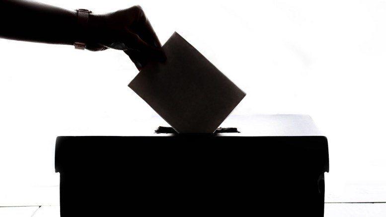 The European elections take place on Thursday May 23.