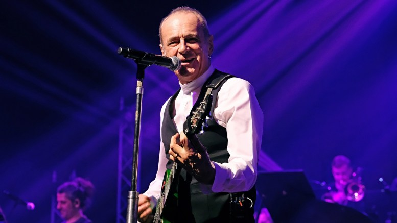 Status Quo lead singer Francis Rossi has spent more than 50 years in rock and roll.