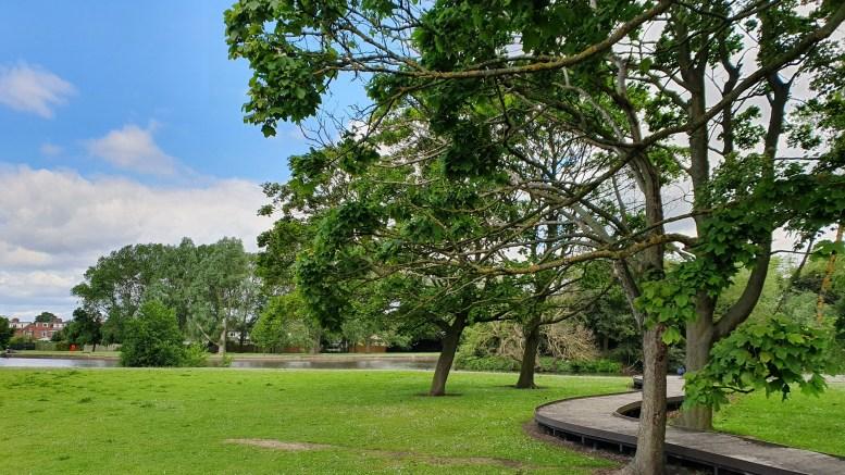 East Park was opened to mark Queen Victoria's Golden Jubilee in 1887.