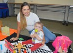 Laura has signed up for Look, Say, Sing, Play and says she has already seen the difference in her baby George.