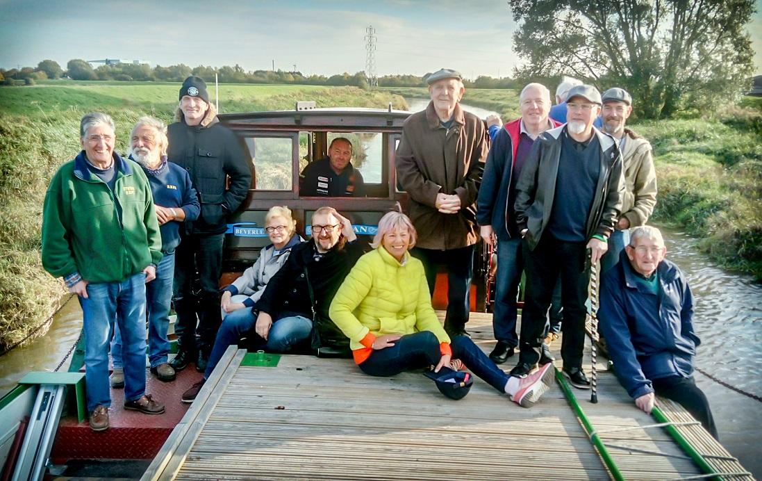 Open Bridges Syntan trip by Lou-Duffy Howard.