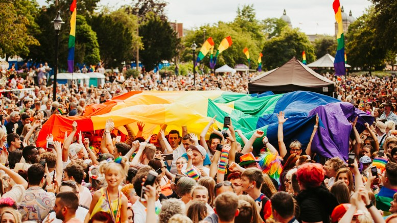 The city centre will be taken over for the annual Pride in Hull event this weekend.