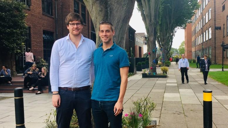 Luke and Ryan Hart