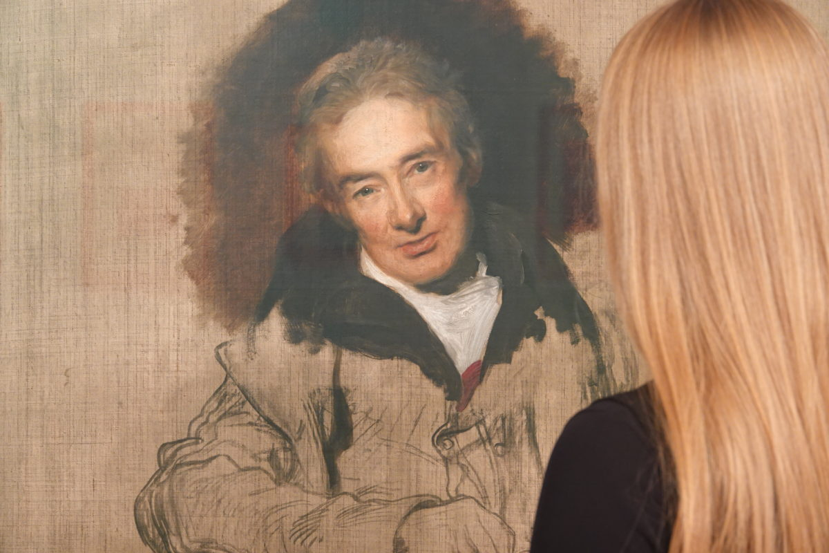 William Wilberforce by Sir Thomas Lawrence