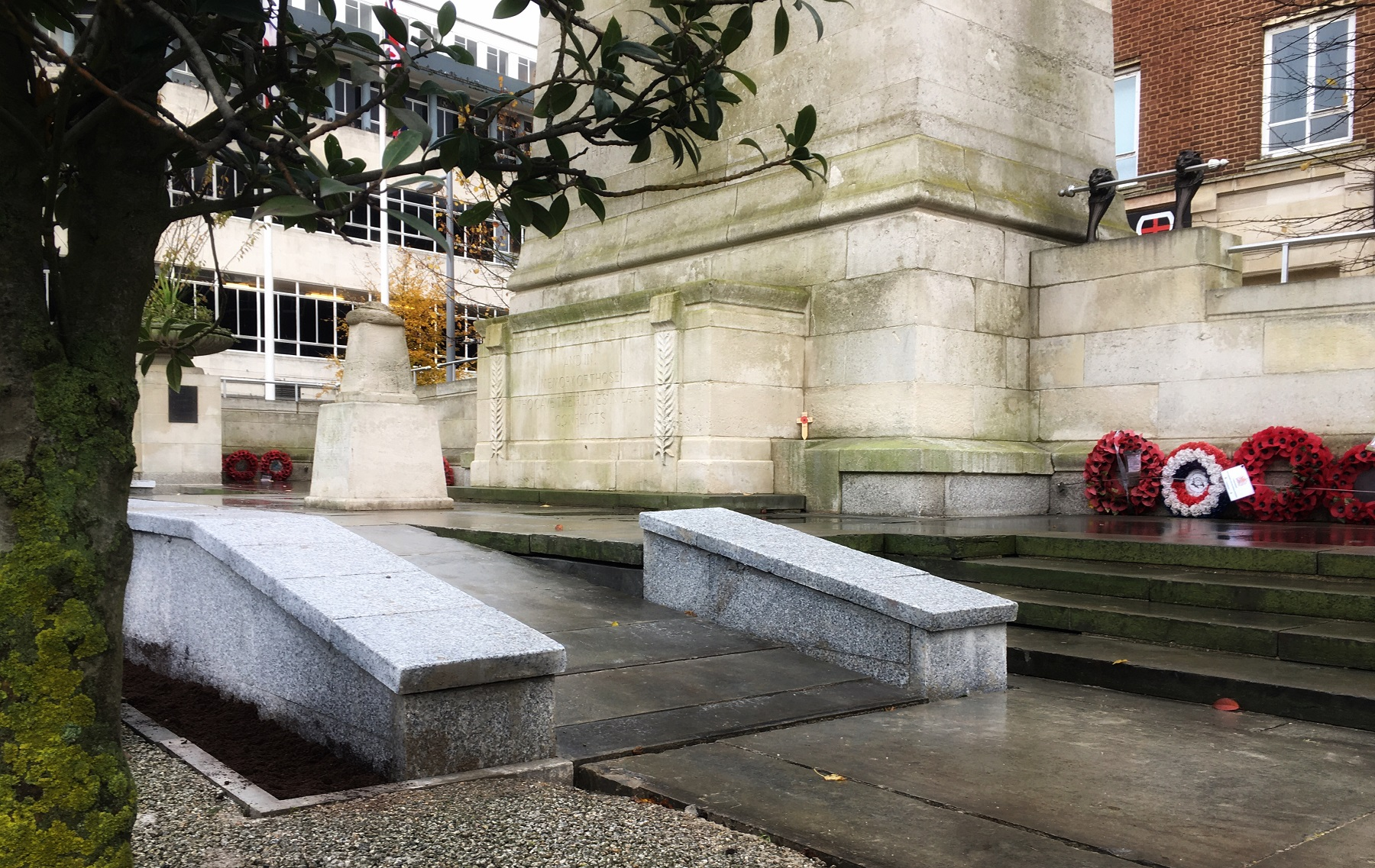 The Hull Cenotaph