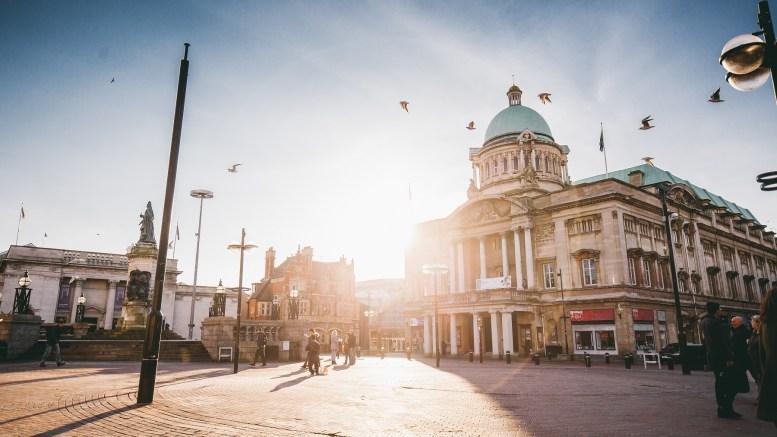 Hull City Hall