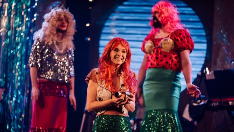 Middle Child Theatre's production of The Little Mermaid.