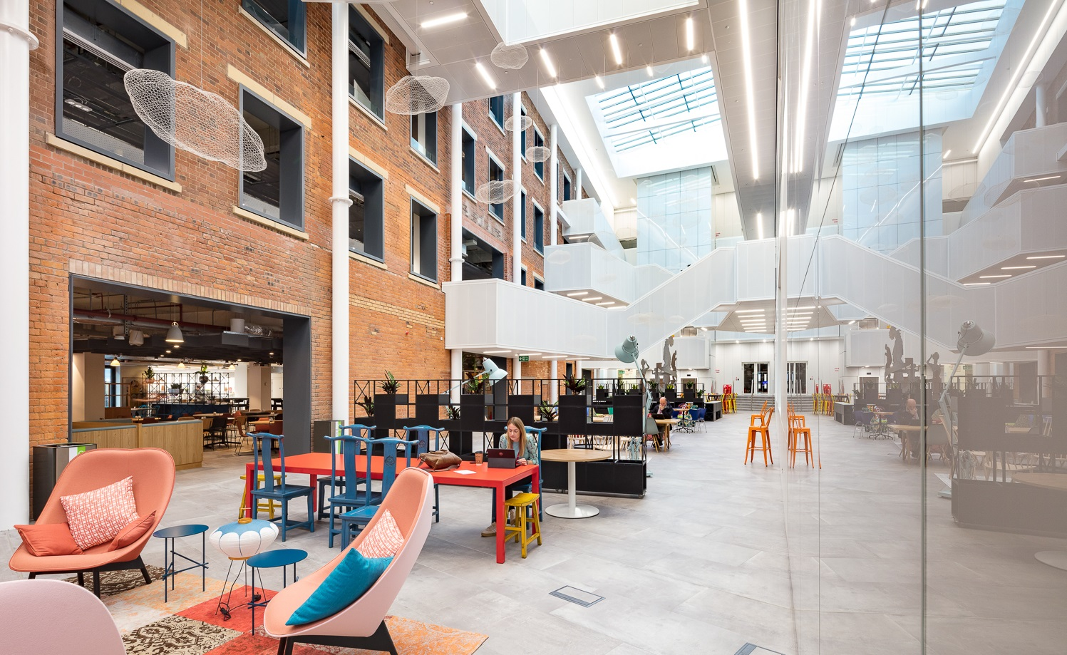 A look inside RB's £105m science and innovation centre.