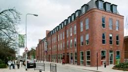 The Wilson Centre in Alfred Gelder Street. Hull.