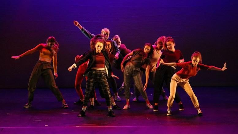 Creative Voice Dance