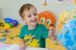 A child at nursery