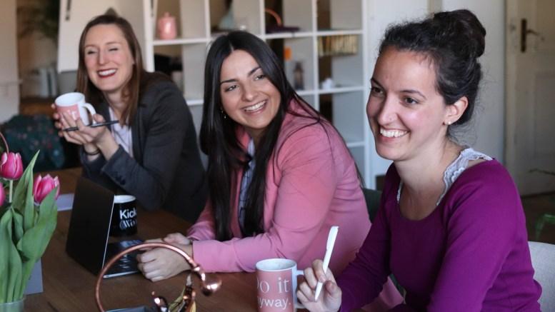 Women in an office