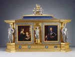 Ludwig Grüner, Jewel-Cabinet, 1851. Royal Collection Trust