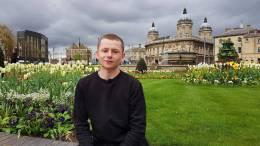 Hull care leaver Nick Murray