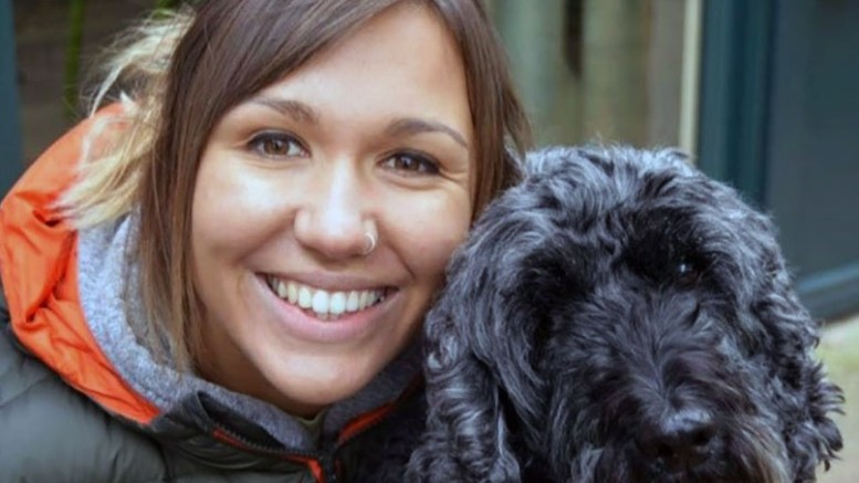 After struggling to find a job, Kara Savage accessed help to set up a new dog-walking venture called Kara's Pawfect Adventures.