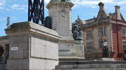 Queen Victoria Square toilets