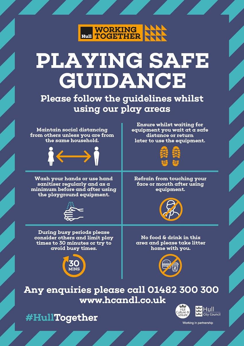 Playground guidance