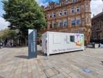 Safer Hull Pod in Queen Victoria Square