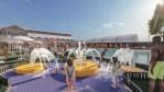 New children's water play will be part of the Albert Ave lido refurbishment