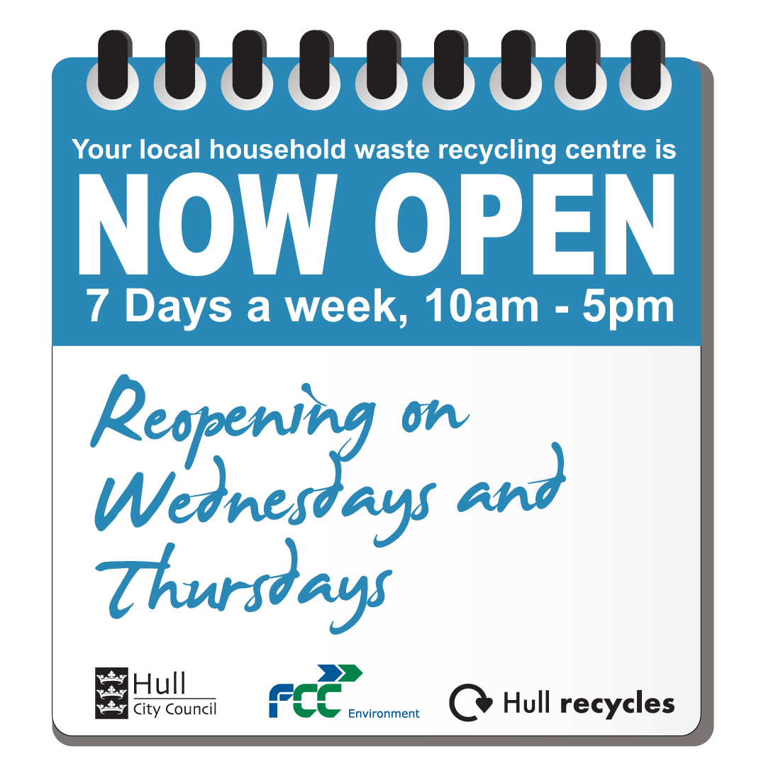HRWC Opening Times