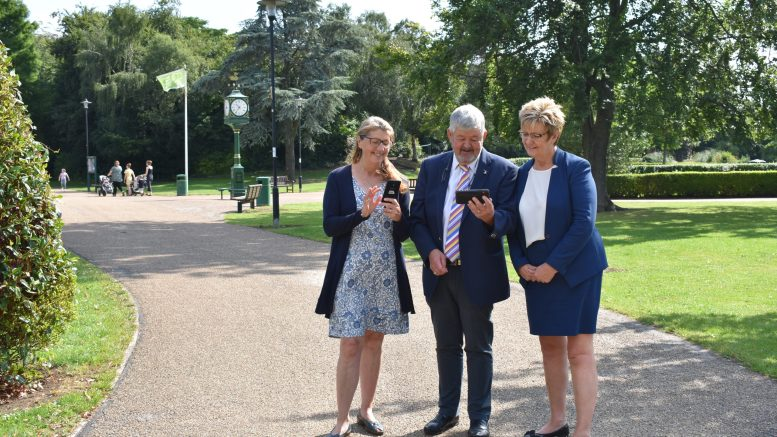 Thomas Ferens trail is launched