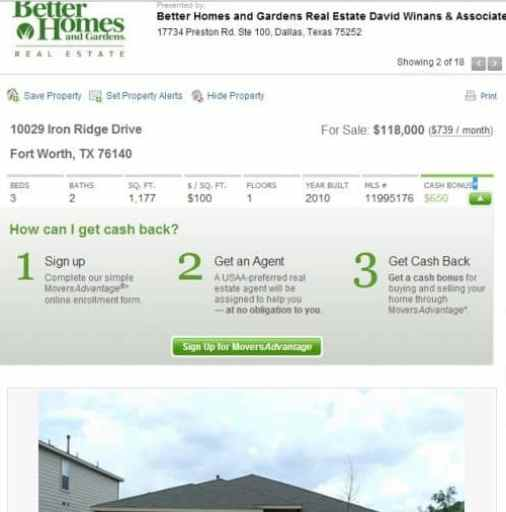 USAA Home Buying Service by Fort Worth Financial Planner Hull Financial Planning