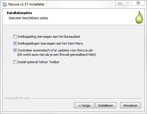 Recuva-hulp met computer.nl