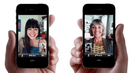 videobellen met facetime